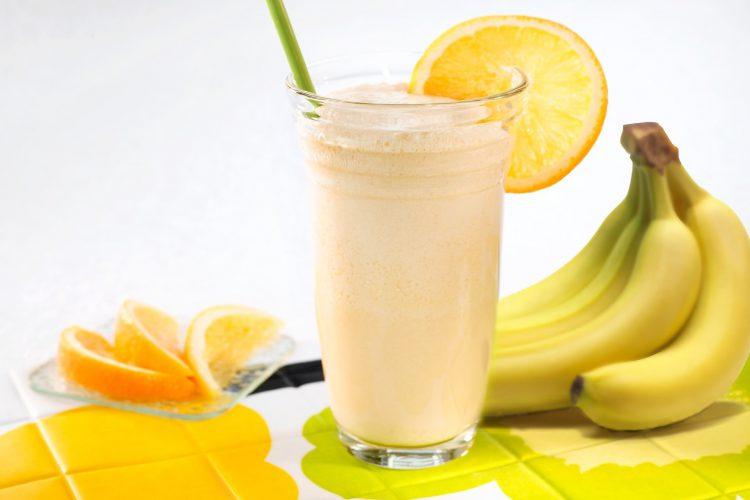 Коктейль банановый